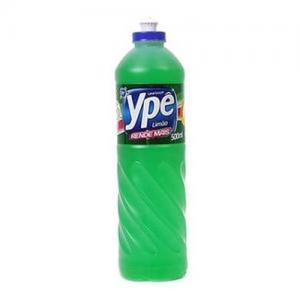 Detergente Líquido Limão Ypê 500ml