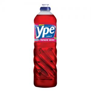 Detergente Líquido Maçã Ypê 500ml
