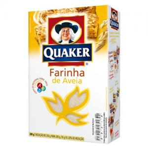 Farinha de Aveia Quaker 200g