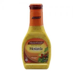 Molho para Salada Mostarda Masterfoods 234ml