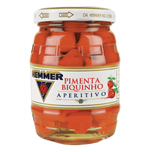 Pimenta Biquinho em Conserva Hemmer 100g