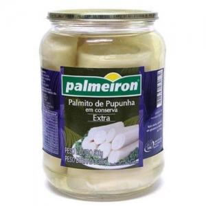 Palmito de Pupunha Inteiro Extra em Conserva Palmeiron 300g