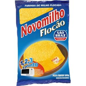 Flocão Novomilho São Braz 500g