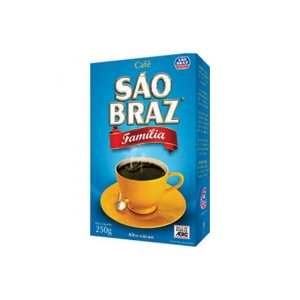 Café São Braz Família vácuo 250g
