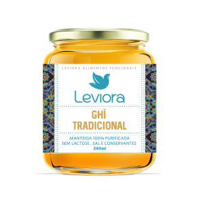 Manteiga GHI Leviora 240g