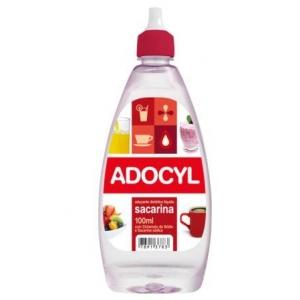 Adoçante liquido Sacarina Adocyl 100ml