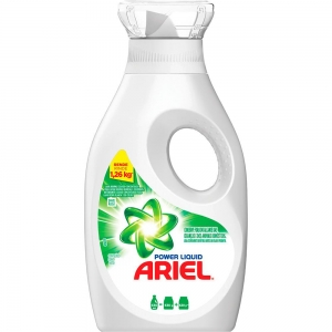 Lava roupas líquido concentrado Ariel 630ml