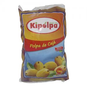 Polpa de Cajá Kipolpa 1kg