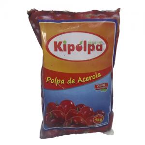 Polpa de Acerola Kipolpa 1kg