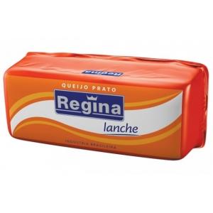 Queijo prato lanche Regina Peso aprox. 450g