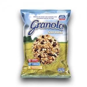 Granola tadicional São braz 250g