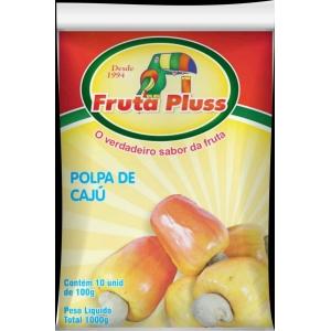Polpa caju Frutapluss 1kg
