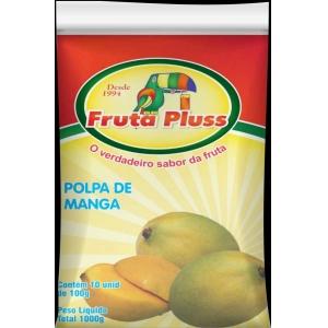 Polpa de Manga Frutapluss 1kg
