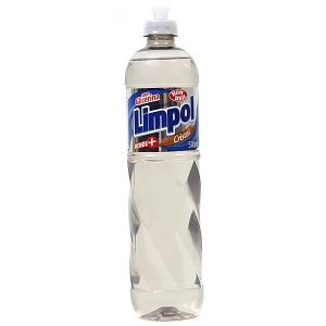 Detergente líquido Cristal Limpol 500ml