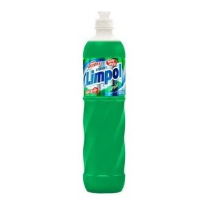 Detergente líquido Limão Limpol 500ml