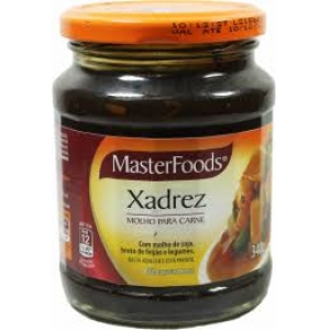 Molho para carne Xadrez Masterfoods 340g