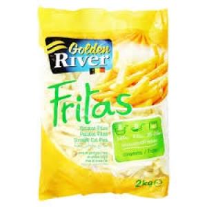 Batata Palito congelada Golden Fries 2kg