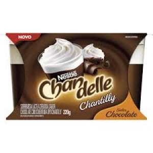 Chandelle Chantilly Chocolate Nestle 200g
