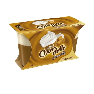 Chandelle Chantilly Caramelo Nestlé 200g