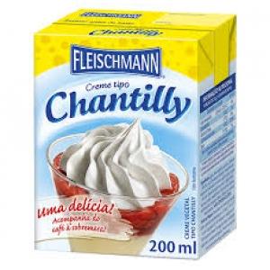 Chantilly Fleischmann TP 200ml