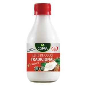 Leite de coco tradicional Copra 200ml