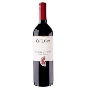 Vinho tinto Cabertnet Sauvignon Chilano 750ml