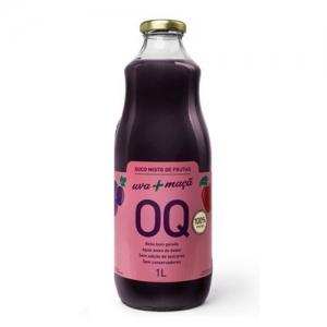 Suco de uva+maçã OQ 1l