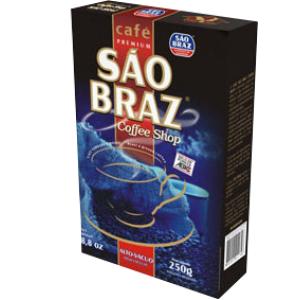 Café Premium São Braz Vácuo 250g