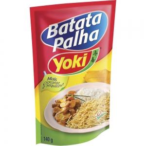 Batata Palha tradicional Yoki 140g