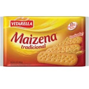 Biscoito Maizena tradicional Vitarella 400g