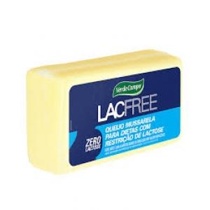 Queijo Mussarela mini zero lactose Lacfree Verde Campo 500g