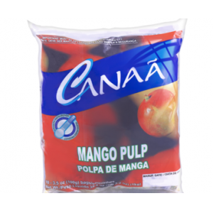 Polpa de Manga canaã 1kg