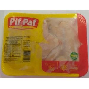 FILE DE PEITO CONGELADO 1KG PIF PAF