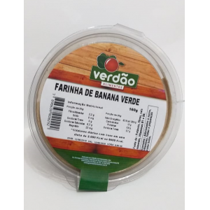 FARINHA DE BANANA VERDE 160G VERDAO