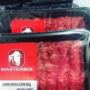 Carne Moida de Acem 500g Masterboi