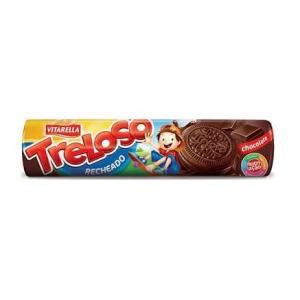 Biscoito Rech Treloso choc 130g