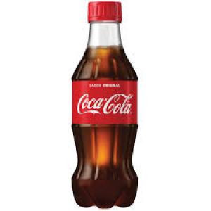 Refrigerante coca cola 250ml Pet