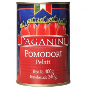 TOMATE PELADO 400G PAGANINI