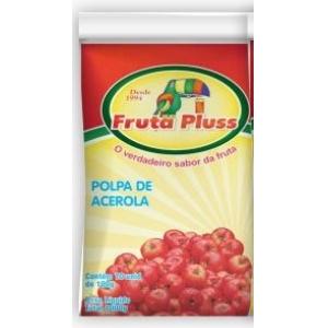 POLPA DE ACEROLA 10X100G FRUTAPLUSS