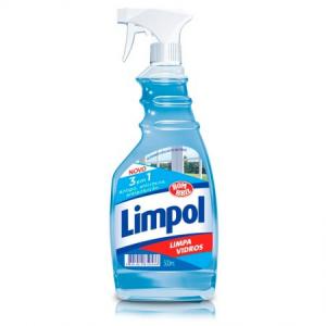 LIMPA VIDROS GATILHO 500ML LIMPOL