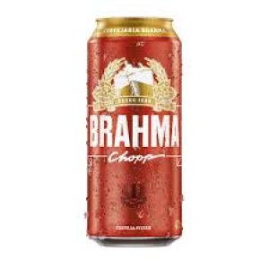 Cerveja Chop Brahma Latão 473ml