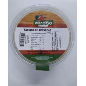 FARINHA DE AMÊNDOA 100G VERDAO
