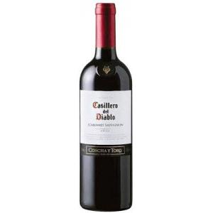 VH CASILLERO DEL DIABLO CABERNET SAUVIGNON 750ML