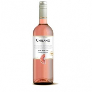 VH PINK MOSCATO 750ML CHILANO