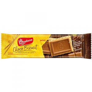 CHOCOLATE BISCUIT AO LEITE 80G BAUDUCCO