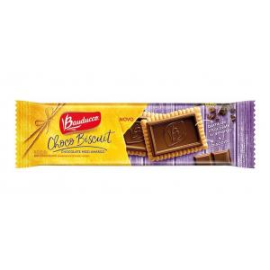 CHOCOLATE BISCUIT MEIO AMARGO  80G BAUDUCCO