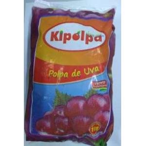 POLPA DE UVA 10X100ML KIPOLPA