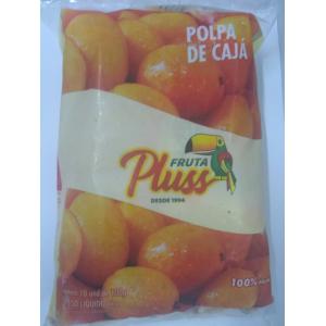 POLPA DE CAJA 10X100G FRUTAPLUSS