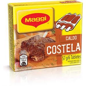 CALDO DE COSTELA 57G MAGGI
