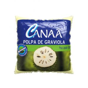 POLPA DE GRAVIOLA 1KG CANAA